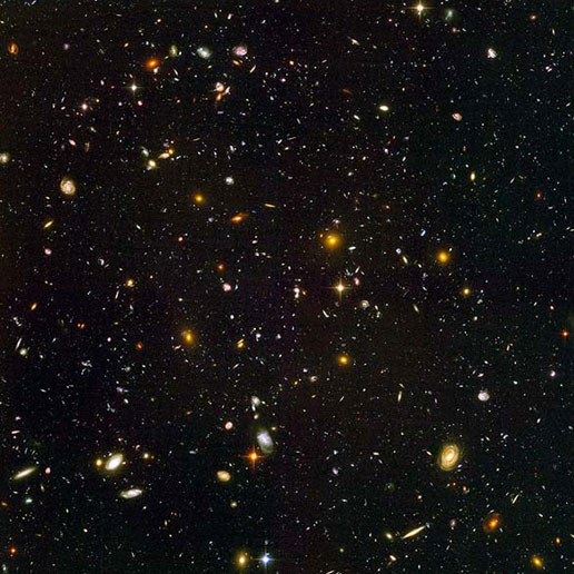 http://commons.wikimedia.org/wiki/File:Hubble_ultra_deep_field_high_rez_edit1.jpg
