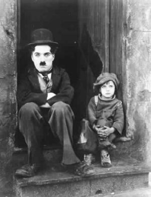 http://commons.wikimedia.org/wiki/File:Chaplin_The_Kid.jpg