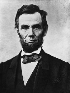 http://commons.wikimedia.org/wiki/File:Abraham_Lincoln_head_on_shoulders_photo_portrait.jpg