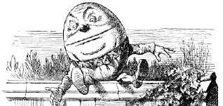 http://commons.wikimedia.org/wiki/File:Humpty_Dumpty_Tenniel.jpg