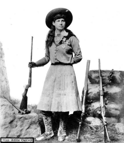 http://en.wikipedia.org/wiki/Image:AnnieOakley.jpg