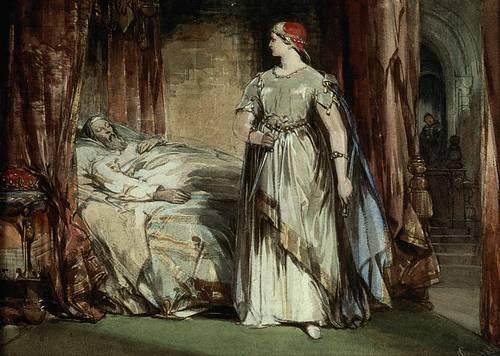 http://commons.wikimedia.org/wiki/Image:Lady_Macbeth_Cattermole.jpg