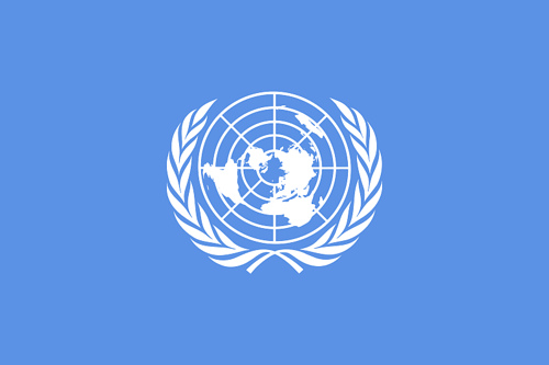 http://commons.wikimedia.org/wiki/File:Flag_of_the_United_Nations.svg