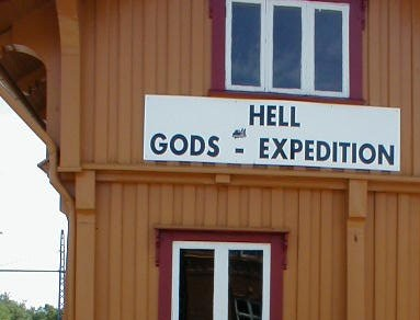http://commons.wikimedia.org/wiki/File:Hell_norway_sign.jpg