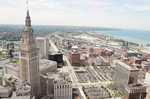 http://commons.wikimedia.org/wiki/File:Terminal_Tower.jpg
