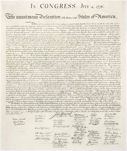 http://commons.wikimedia.org/wiki/Image:Us_declaration_independence.jpg