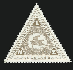 http://commons.wikimedia.org/wiki/Image:Great_Barrier_Island_Pigeon-Gram_stamp_1899.jpg