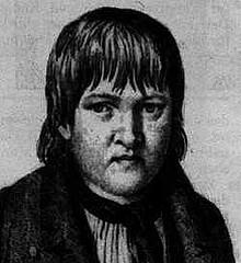 http://commons.wikimedia.org/wiki/File:Kaspar_hauser.jpg