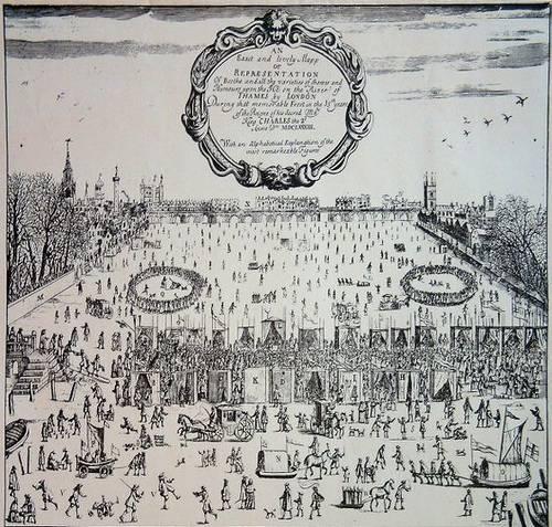 1683 Frost Fair