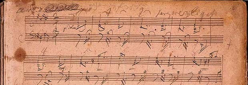http://commons.wikimedia.org/wiki/Image:Beethoven_Hammerklavier.jpg