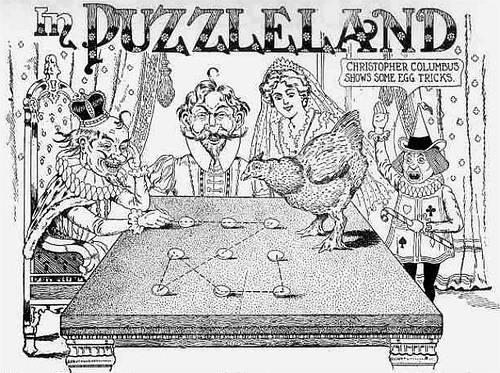 Christopher Columbus's Egg Puzzle