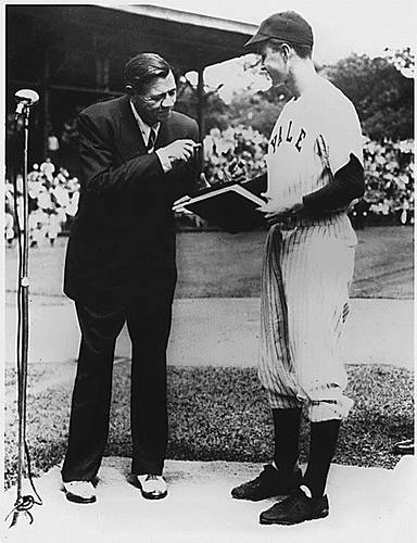 http://commons.wikimedia.org/wiki/Image:Babe_Ruth_George_Bush.jpg
