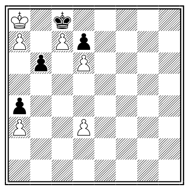 self-solving chess problem