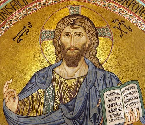 http://commons.wikimedia.org/wiki/Image:Cefalu_Christus_Pantokrator_cropped.jpg