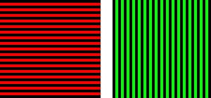 http://en.wikipedia.org/wiki/Image:Red_grid_for_McCollough_effect.png