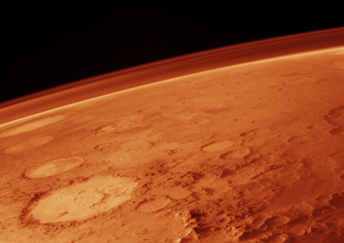 http://commons.wikimedia.org/wiki/Image:Mars_atmosphere.jpg