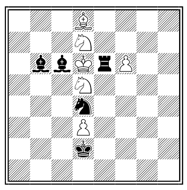 chess with death - solution