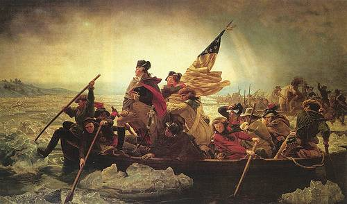 http://commons.wikimedia.org/wiki/File:Washington_Crossing_the_Delaware.png