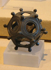 http://commons.wikimedia.org/wiki/File:Roman_dodecahedron.jpg