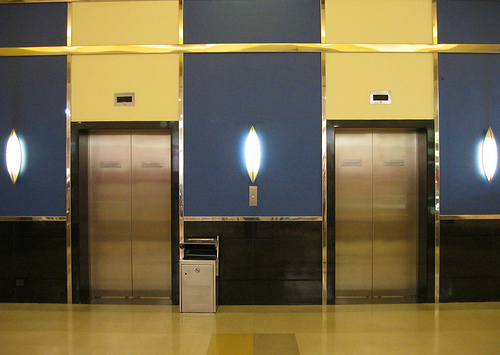 The Elevator Paradox - Futility Closet