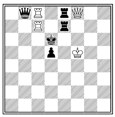 nabokov chess problem