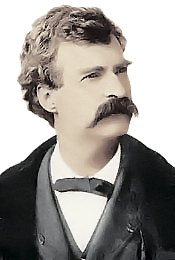 http://commons.wikimedia.org/wiki/Image:Mark_Twain_young.JPG