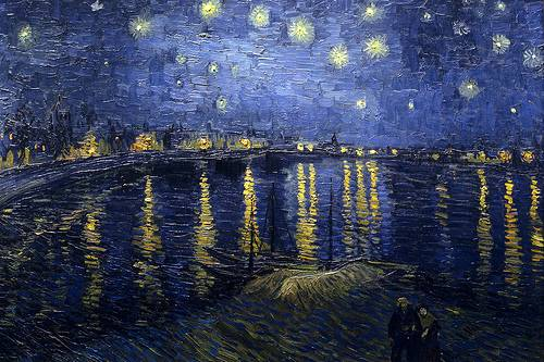 http://commons.wikimedia.org/wiki/Image:Starry_Night_Over_the_Rhone.jpg