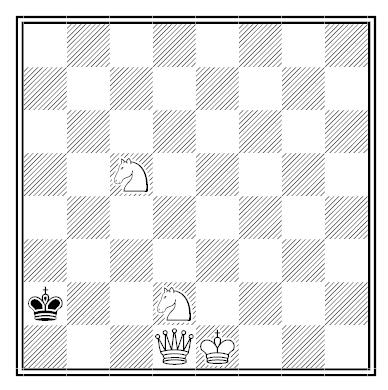 steadfast chess problem