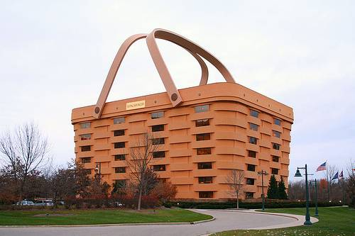http://commons.wikimedia.org/wiki/File:Newark-ohio-longaberger-headquarters-front.jpg