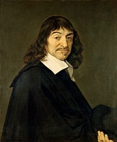 http://commons.wikimedia.org/wiki/File:Frans_Hals_-_Portret_van_Ren%C3%A9_Descartes.jpg