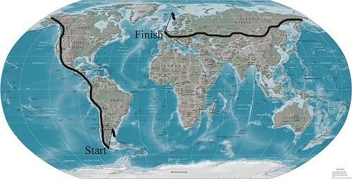 http://commons.wikimedia.org/wiki/File:Goliatexpeditionmap.jpg