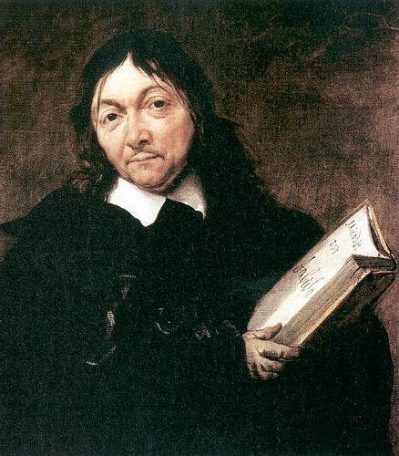 http://commons.wikimedia.org/wiki/File:Jan_Baptist_Weenix_-_Portrait_of_Ren%C3%A9_Descartes.jpg