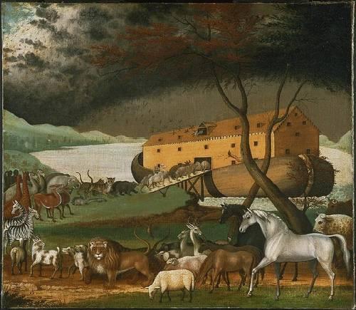 http://commons.wikimedia.org/wiki/File:Noahs_Ark.jpg