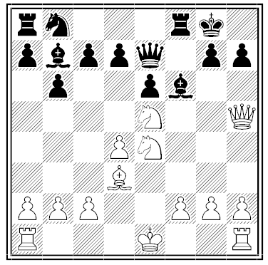lasker-thomas, position before combination