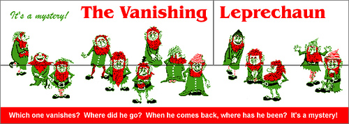 vanishing leprechaun 1
