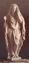 http://commons.wikimedia.org/wiki/File:Durandelle_Opera_Statues_decoratives_27_Modestie.jpg