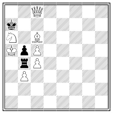 economical chess puzzle
