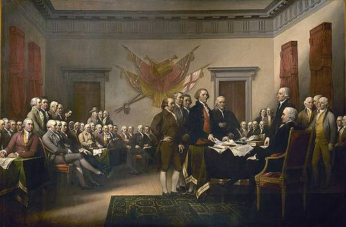 http://commons.wikimedia.org/wiki/File:Declaration_independence.jpg