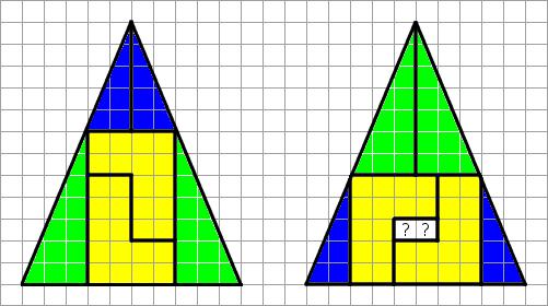 a geometric paradox