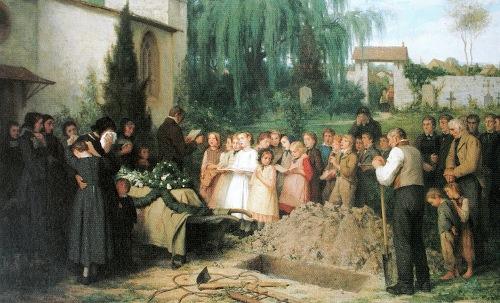 http://commons.wikimedia.org/wiki/File:Anker_Kinderbegr%C3%A4bnis_1863.jpg