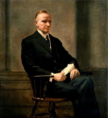 http://commons.wikimedia.org/wiki/File:Calvin_Coolidge.jpg