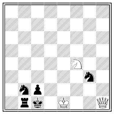 sam loyd chess puzzle 285