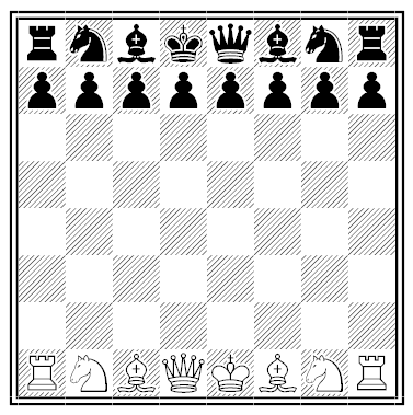 dunsany - the missing footmen chess problem - 1