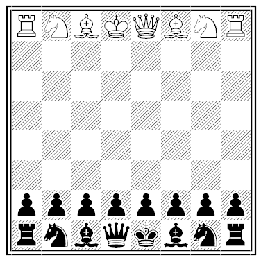 dunsany - the missing footmen chess problem - 2