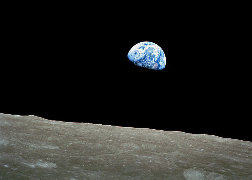 http://commons.wikimedia.org/wiki/File:NASA-Apollo8-Dec24-Earthrise-b.jpg