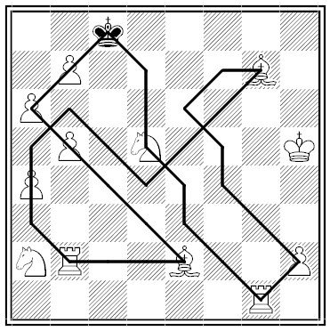 nelson chess maze solution