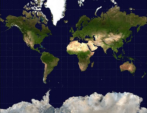 http://commons.wikimedia.org/wiki/File:Mercator-projection.jpg