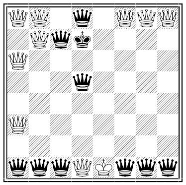 18 queens