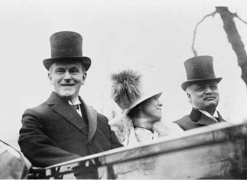 http://commons.wikimedia.org/wiki/File:Calvin_Coolidge,_Mrs._Coolidge_and_Senator_Curtis.jpg