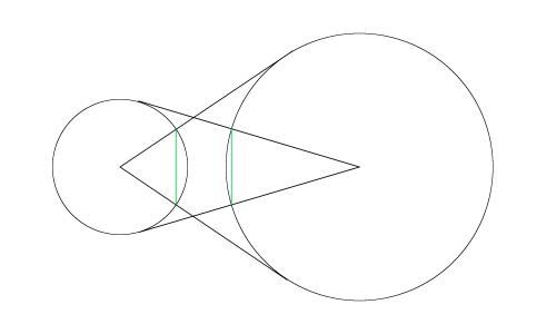 equal chord theorem